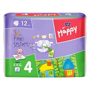 2. Bella Baby Happy Maxi