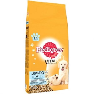 2. Pedigree Junior