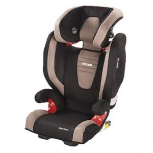 2. Recaro Monza Nova2 Seatfix Mocca