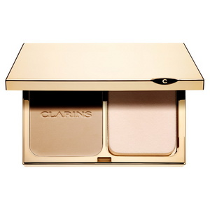 2.Clarins Teint Compact Haute Tenue 112 Amber