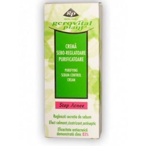 2.Gerovital Plant Crema Sebo-Reglatoare