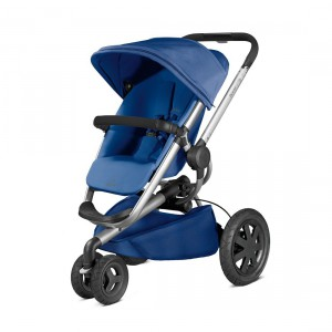 2.Quinny Buzz 3 in 1 Blue Base