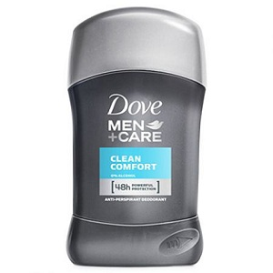 3. Dove Clean Confort Men Care