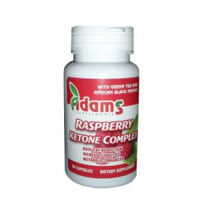 3.Adam's Vision Raspberry Ketone Complex