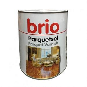 3.Lac pentru parchet, Brio Parquetsol, 2.5l