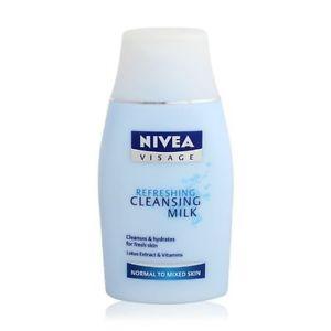 3.Nivea Visage Cleansing