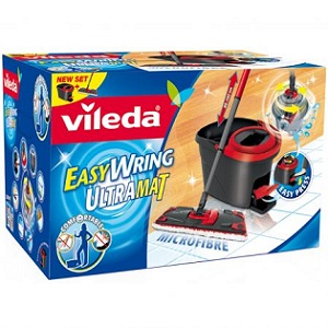 3.Set curatenie Vileda Easy Wring Ultramat
