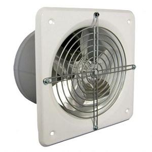 3.Ventilator industrial axial de perete