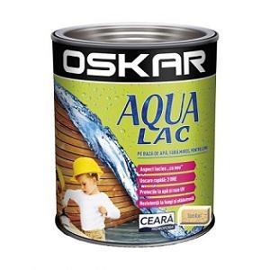 5.Lac pe baza de apa Oskar Aqua Incolor 0.75l