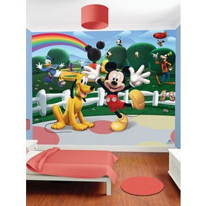 5.Walltastic Mickey Mouse