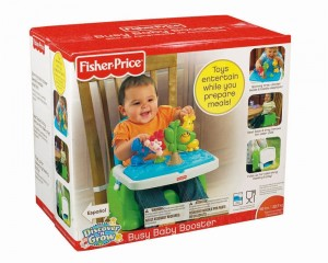 Scaun de masa Fisher Price - task
