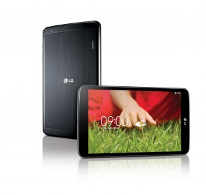 Tableta LG in(sau) pentru 2016 - task