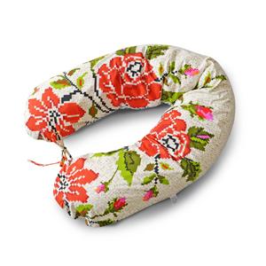 perna-sarcina-alaptare-suport-bebe-Cornulet-trandafiri-3