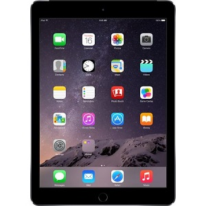 1.Apple iPad Air 2 Cellular Space Grey