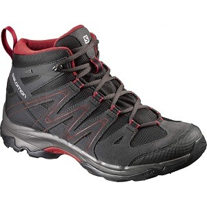 6.Salomon Campside Mid Goretex