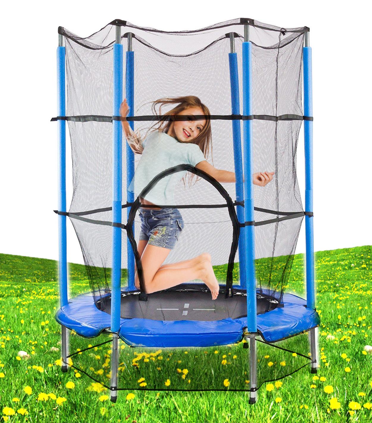 Te poate trampolina te ajuta sa slabesti